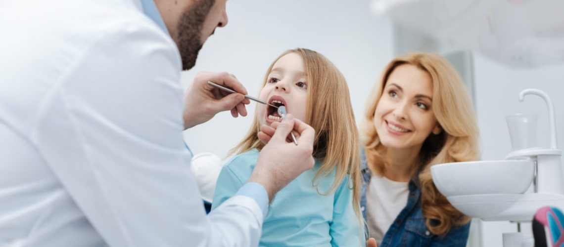 DENTIST FOR CHILDREN: WHEN, HOW AND WHY?
